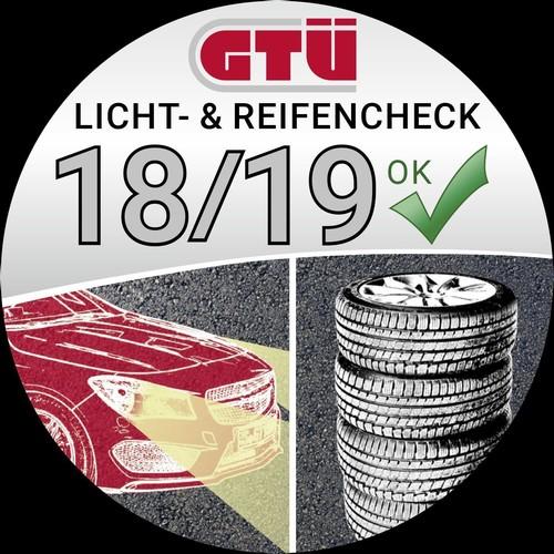 Licht- und Reifencheck 2018/19.  Foto: Auto-Medienportal.Net/GTÜ