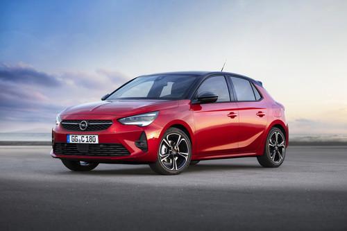 Opel Corsa.  Foto: Auto-Medienportal.Net/Opel