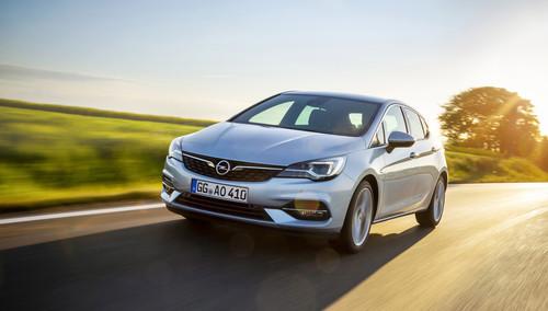 Opel Astra.  Foto: Auto-Medienportal.Net/Opel